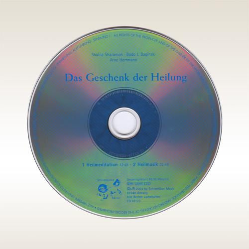 Das Geschenk der Heilung CD
