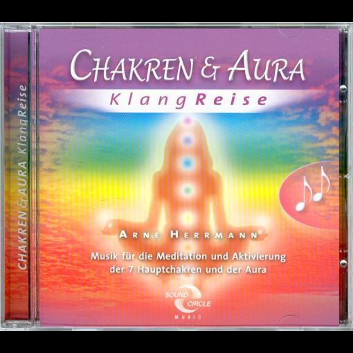 Chakren+Aura KlangReise Cover