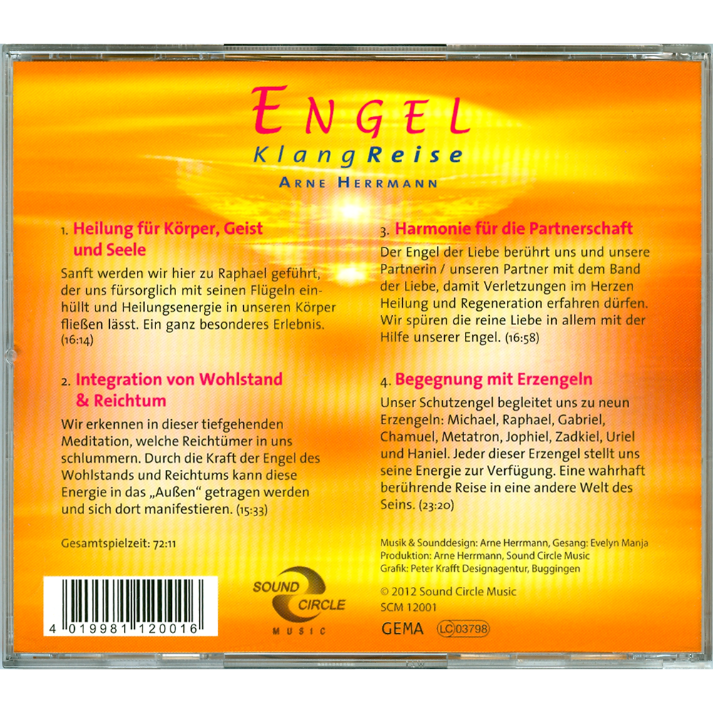 Engel-BACK