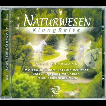 Naturwesen KlangReise Cover